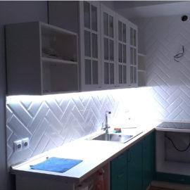 LED-подсветка кухни